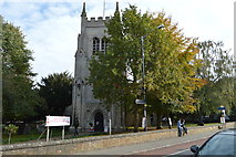 TL2471 : Church of St Mary by N Chadwick