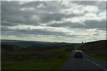 SX6781 : B3212 crossing Dartmoor by N Chadwick