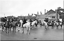 ST8080 : Beaufort Hunt, Acton Turville, Gloucestershire 2016 by Ray Bird