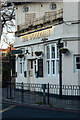 "TQ2888 : ""The Woodman"" public house, Highgate by Julian Osley"