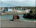 NW9954 : Portpatrick (waterfront) by Raibeart MacAoidh