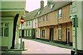 TF6119 : Nelson Street, King's Lynn by Jeff Buck