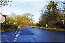 SP0575 : Icknield Street, Forhill, Worcs by P L Chadwick