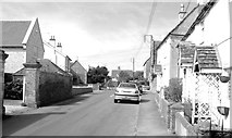 ST8080 : The Street, Acton Turville, Gloucestershire 2011 by Ray Bird