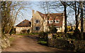 ST8081 : Willow House, Acton Turville, Gloucestershire 2012 by Ray Bird
