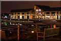 SK3029 : Mercia Marina at night by Oliver Mills