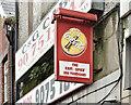 J3476 : Old Coca-Cola sign, Belfast (January 2017) by Albert Bridge