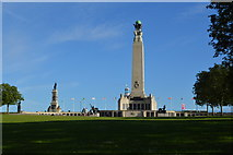 SX4753 : Naval Memorial, The Hoe by N Chadwick