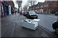 TA0829 : Flytipping on Princes Avenue, Hull by Ian S