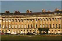 ST7465 : Royal Crescent by Richard Croft