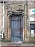 NS5666 : John McIntyre Building door by Thomas Nugent