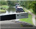 TL0506 : Boats near Boxmoor Bottom Lock No 64 by Mat Fascione