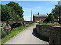 SO8104 : Towpath at Ryeford - Stonehouse, Gloucestershire by Martin Richard Phelan