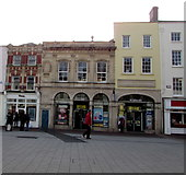 SO5140 : WHSmith in Hereford by Jaggery