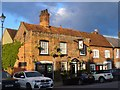 SU9597 : Amersham Old Town - The Eagle by Colin Smith