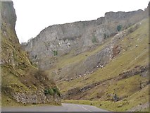 ST4754 : Cheddar Gorge by Colin Smith