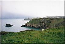 SX9456 : Mew Stone from Berry Head - Brixham, South Devon by Martin Richard Phelan