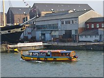 ST5772 : Bristol - Ferry by Colin Smith