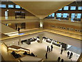 TQ2579 : Design Museum atrium from 3rd floor by David Hawgood
