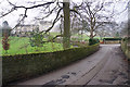 SE0849 : Low Mill Lane passing the Old Rectory by Bill Boaden