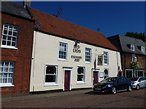TF4509 : The Red Lion - Public Houses, Inns and Taverns of Wisbech by Richard Humphrey