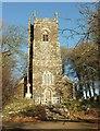 SX0878 : Church of St Michael, Michaelstow by Derek Harper
