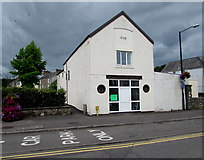 ST5394 : Old Fire Station, Lower Church Street, Chepstow by Jaggery