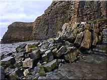 SS9168 : Rock Fall by Alan Hughes