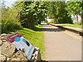NJ9304 : Aberdeen - Old Deeside Line by Colin Smith