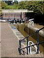 SJ5242 : Grindley Brook Staircase Lock No 3, Shropshire by Roger  Kidd