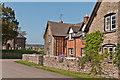 SO4430 : Kilpeck Court Farmhouse by Ian Capper