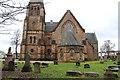 NS5067 : Old Parish Church, Renfrew by Billy McCrorie