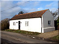 TG2909 : Smee Cottage in Smee Lane by Evelyn Simak