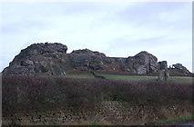 SE2648 : Almscliff Crag by JThomas