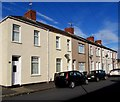 ST3387 : TV aerials and satellite dishes, Lloyd Street, Newport by Jaggery