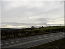 NZ0955 : View SW from the B6309 by Robert Graham