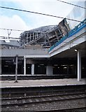 SP0786 : A major project - Birmingham New Street station by Given Up