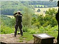 SU9229 : Black Down Viewpoint by Colin Smith
