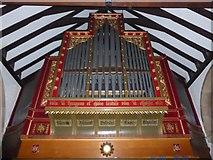 TQ0044 : Inside Holy Trinity, Bramley (XVI) by Basher Eyre