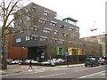 TQ3376 : Sunshine House, Peckham Road, Camberwell, south London by Robin Stott