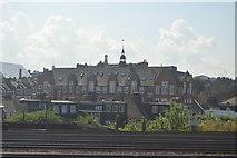 TQ2775 : School, Clapham by N Chadwick