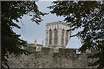 SE6052 : York Minster by N Chadwick