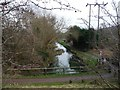 SE3901 : Elsecar Branch, east from Tingle Bridge by Christine Johnstone