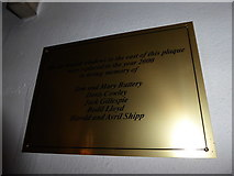 TQ0044 : Holy Trinity, Bramley: memorial (xiii) by Basher Eyre