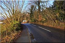 SD4095 : A5074 towards Bowness-on-Windermere by David Dixon