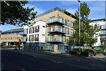 TL4658 : Apartments, Newmarket Rd by N Chadwick
