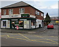 SO5039 : Belmont Road Costcutter, Hereford by Jaggery