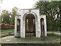 SE1147 : Ilkley - World War 2 memorial by Stephen Craven
