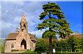 ST8778 : Victorian School, Sevington, Wiltshire 2014 by Ray Bird
