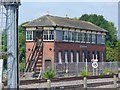 SP7902 : Princes Risborough - North Signal Box by Colin Smith